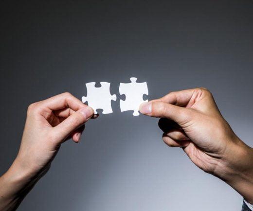 Piece De Puzzle Symbolisant Creation Sas