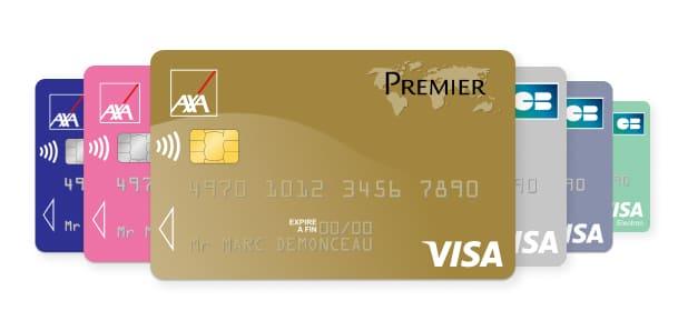 Carte Bancaire Axa Baque Pro