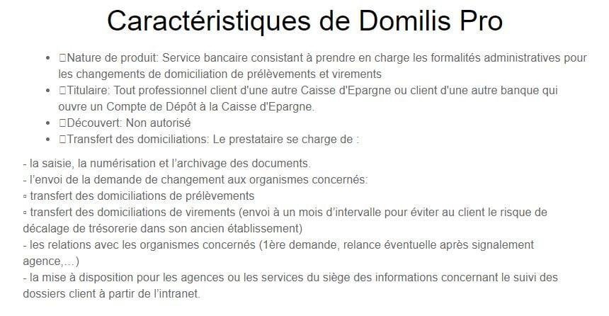 Domilis Pro