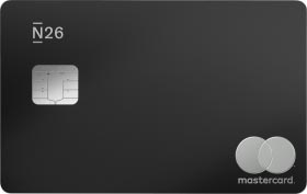 N26 Business Mastercard Metal