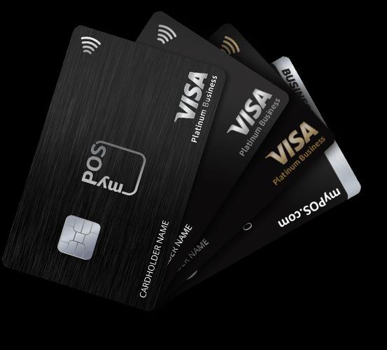 Mypos Carte Visa