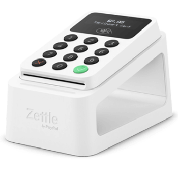 Zettle terminal de paiement paypal